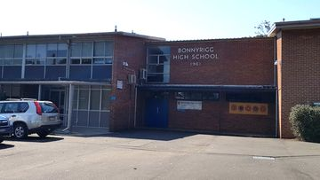 Bonnyrigg High School in Sydney was advised by NSW Health that a student tested positive for COVID-19.