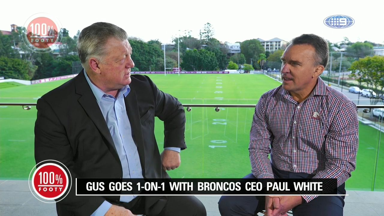 Maroons halfback Cherry-Evans laughs off Brisbane  Broncos rumours