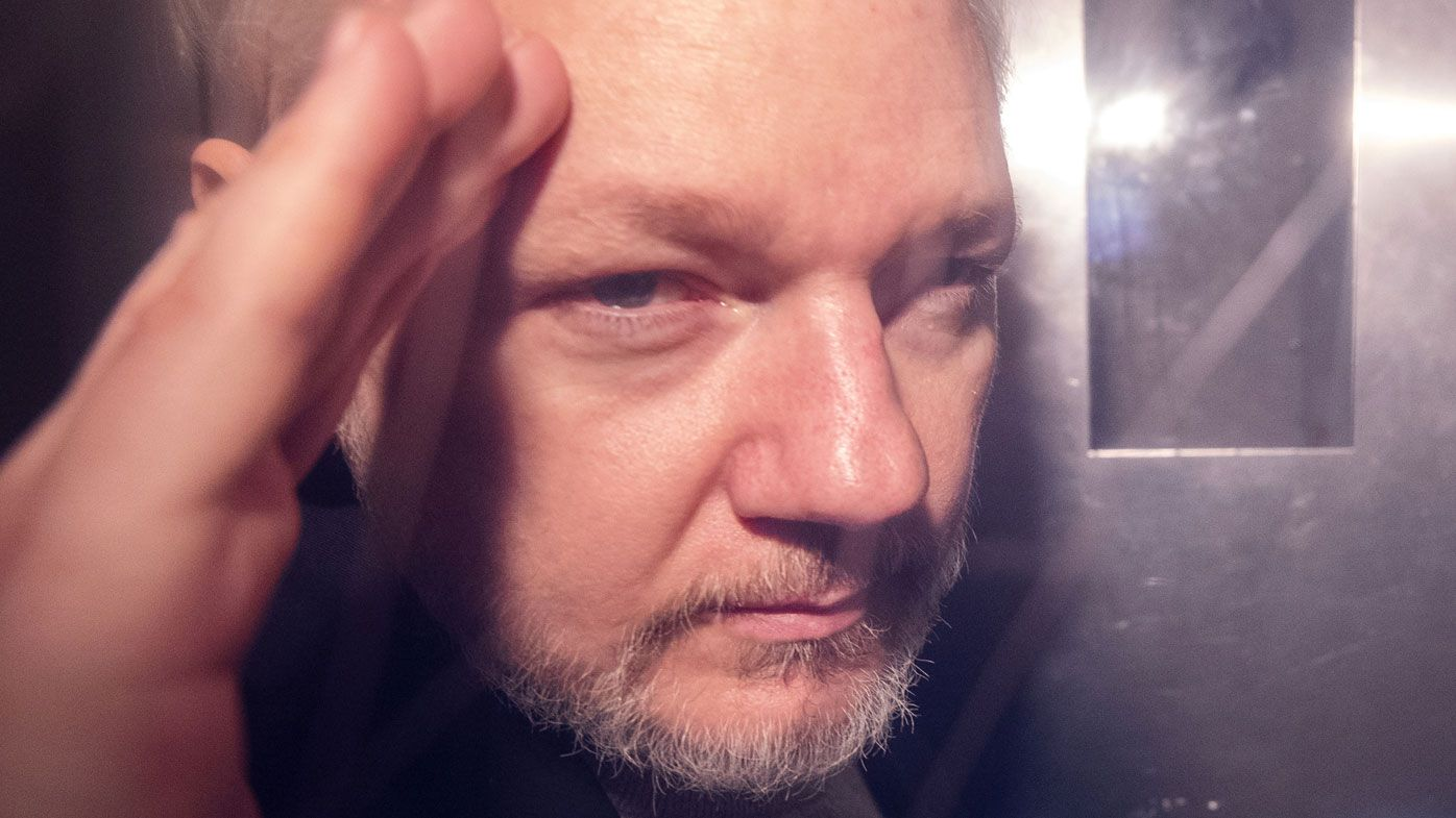 Assange 'denied access to evidence' amid court hearing