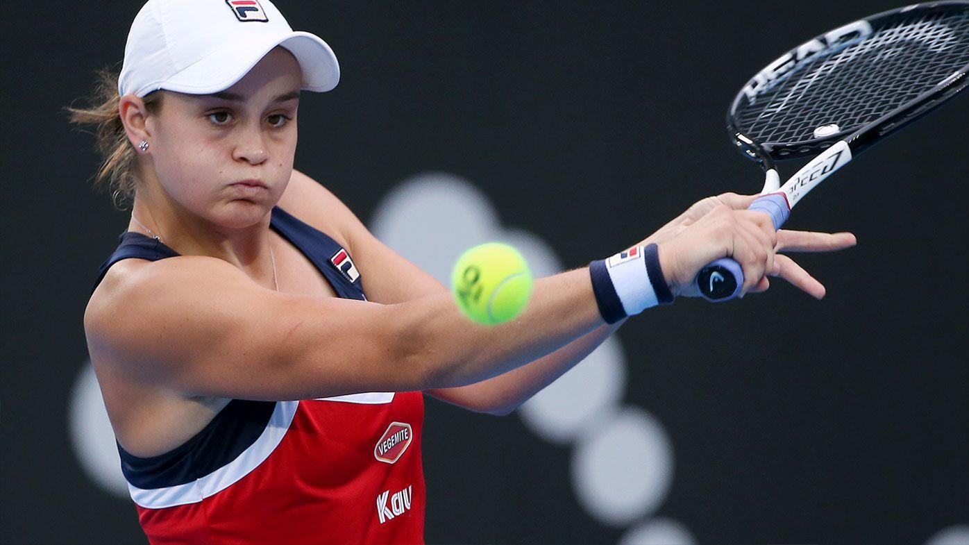 Australian Open: Ash Barty's bold plan to stop in-form Petra Kvitova
