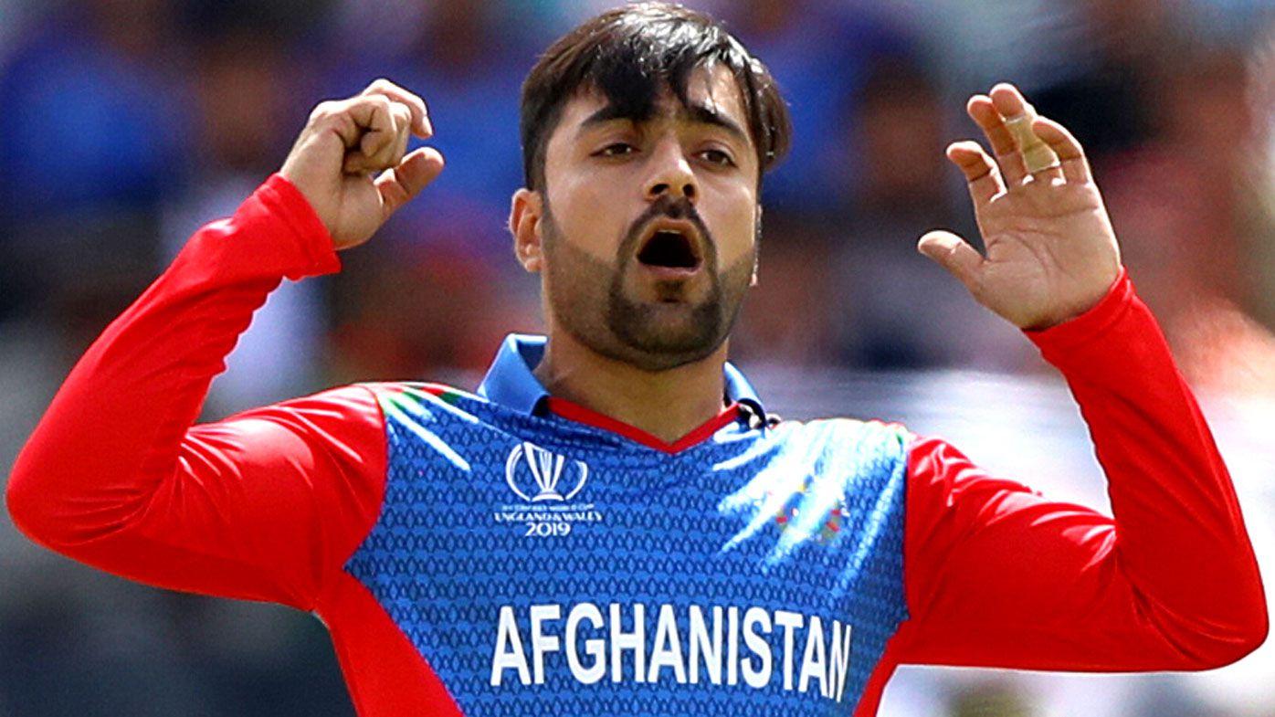 Eoin Morgan hits 17 sixes in ton vs Afghanistan, Rashid Khan records horror figures