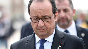 French President Francois Hollande. (AFP)