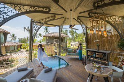 Koh Yao Tree House Villas, Thailand