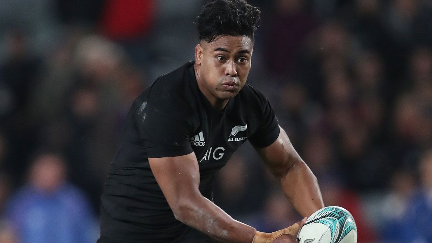 Julian Savea Responds Following Wild Comments From Toulon Owner