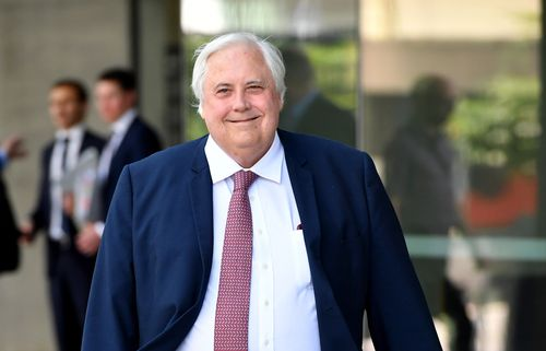 Clive Palmer's legal team have succeeded in having Justin John Bond disqualify himself from overseeing the case against him and his collapsed company Queensland Nickel.
