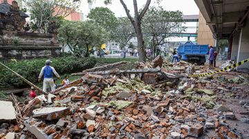 Earthquake today: Alerts & breaking news from around the