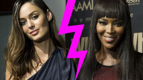 Naomi Campbell spills about The Face feud with Nicole Trunfio: 'She was disrespectful'
