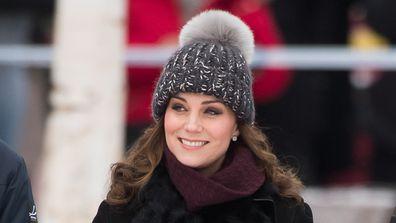 kate middleton fur hat