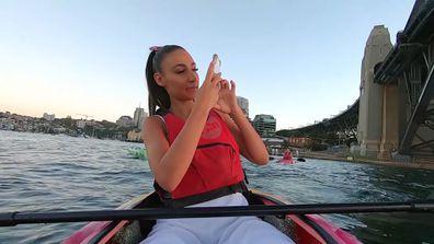Active Sydney with Tayla Damir