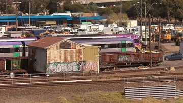 New $172m rail yard to improve regional train reliability