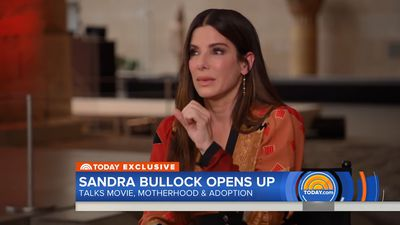 Sandra Bullock's father John Bullock dies at 93