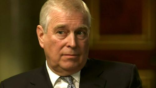 Prince Andrew denies Ms Giuffre's claims.