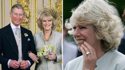 Camilla, Duchess of Cornwall's engagement ring