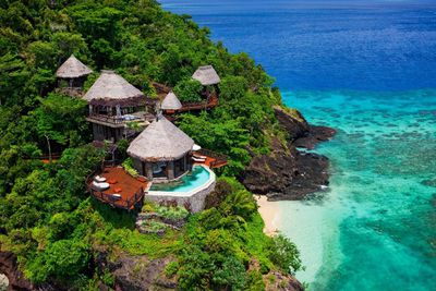 The stunning private Fiji Islands you can have all to yourself