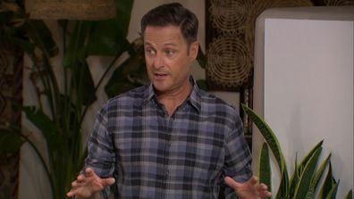 Chris Harrison, The Bachelorette host