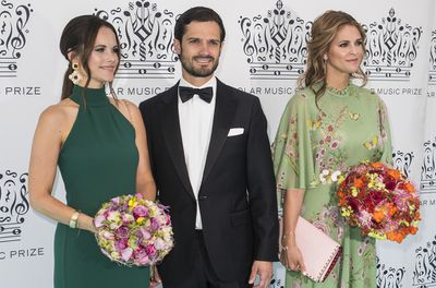 Swedish Royal Family attends the Polar Music Prize