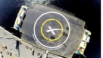 Space X brace for third attempt to land Falcon 9 rocket on drone ship