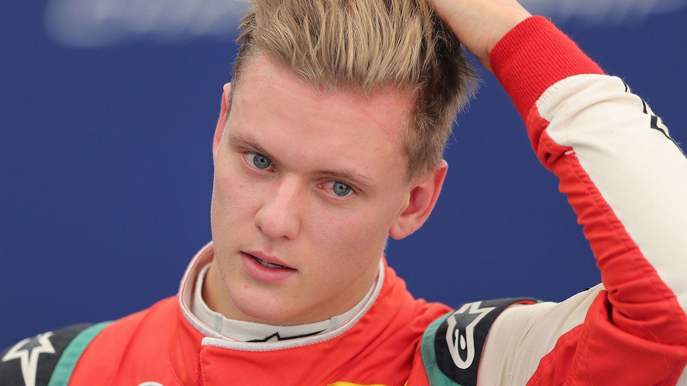 Bernie Ecclestone says surname a problem for Mick Schumacher