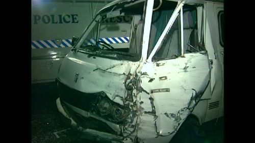 A man has been extradited from NSW to Queensland over a fatal crash 14 years ago. (9NEWS)