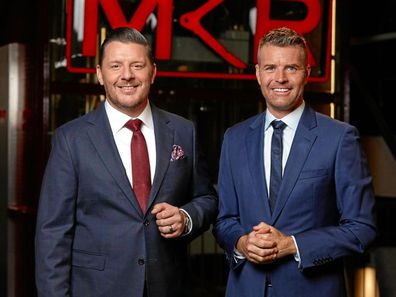 Manu Feildel, Pete Evans, My Kitchen Rules
