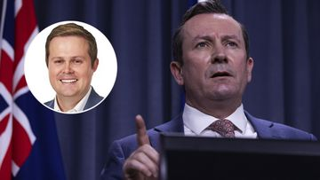 Oliver Peterson on MArk McGowan