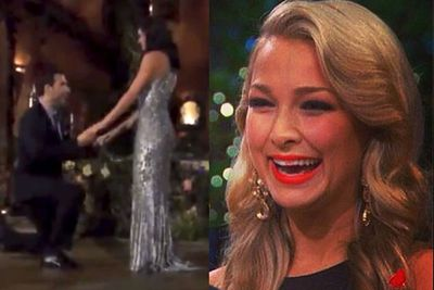 Bachelor-watchers know the drill! The first episode of each season sees the buff Bachelor meeting loads of sexy singles... including the ones they eventually gift the final rose to. <br/><br/>And because we're obsessed with the show right now, TheFIX team have dug through the archives to find the best (and worst) first meetings between our fave Bachelors and the women who go on to win their hearts. <br/><br/>Click through to check out the introductions – some are charming and others are just plain awkward. Would you have guessed that these couples would eventually fall in love?