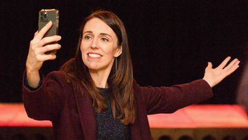 Jacinda Ardern is on track for a big election victory on Saturday week.