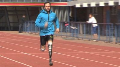 June 28, 2013: Pistorius is to resume limited training for his mental wellbeing, but does not plan a return to competition, his family announces. (AAP)