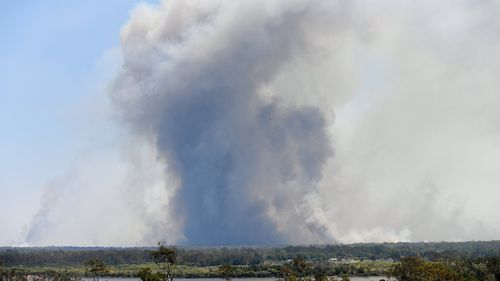 Queensland bushfires