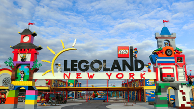 Legoland New York Resort: On Friday, the Legoland New York Resort fully opened with all seven of its lands available for kids and adults to explore.
