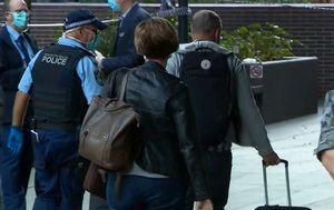 Mercy flight for hundreds of Australians lands at Sydney Airport