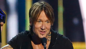 Keith Urban wins Single of the Year at Country Music Awards