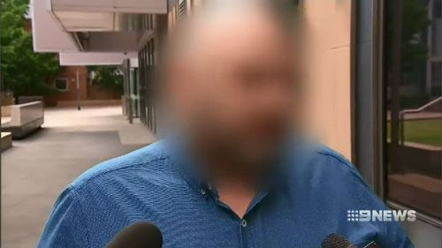 Outside of court, the boy's father told 9News he was easily swayed by others.