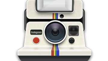 The 2010 Instagram logo