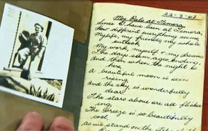 Family reunited with long-lost WWII diary found in supermarket
