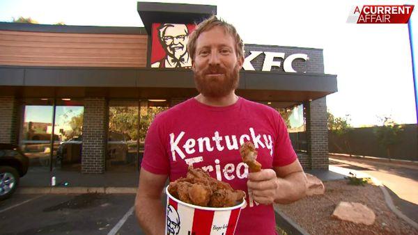 Aussie KFC king