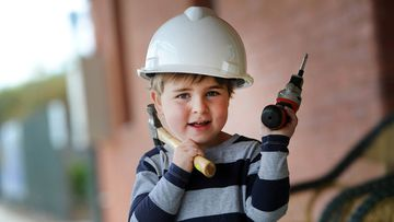 Dimboola toddler vows to rebuild childcare centre gutted by fire