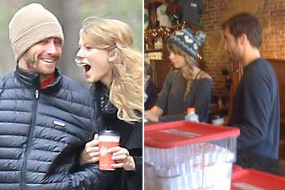 """Taylor's album <i>Red</i> is largely thought to be about her relationship with actor Jake Gyllenhaal in late 2010 and early 2011. When asked about the relationship, Taylor said, """"I am not gonna go into it! It's a sad story!"""" Hey, presto, the title track for that album, 'Red', is interpreted as a dart aimed straight at Jake.<br/><br/>Taylor told <i>VH1 Storytellers</i> that the song is about 'this relationship that I had that was, like, the worst thing ever and the best thing ever at the same time', elaborating about how it represented passion and excitement, but also jealousy, anger and needing space.<br/>"""