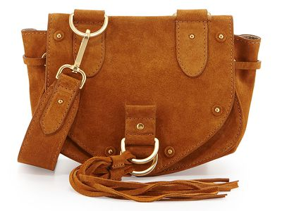 "<a href=""https://www.shopbop.com/collins-saddle-bag-see-by/vp/v=1/1582216181.htm? "" target=""_blank"">See by Chloe Collins Saddle Bag, $237.50</a>"