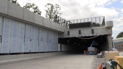 Westconnex tunnel opening Sydney road tolls Haberfield Homebush Parramatta Road NSW politics news Australia