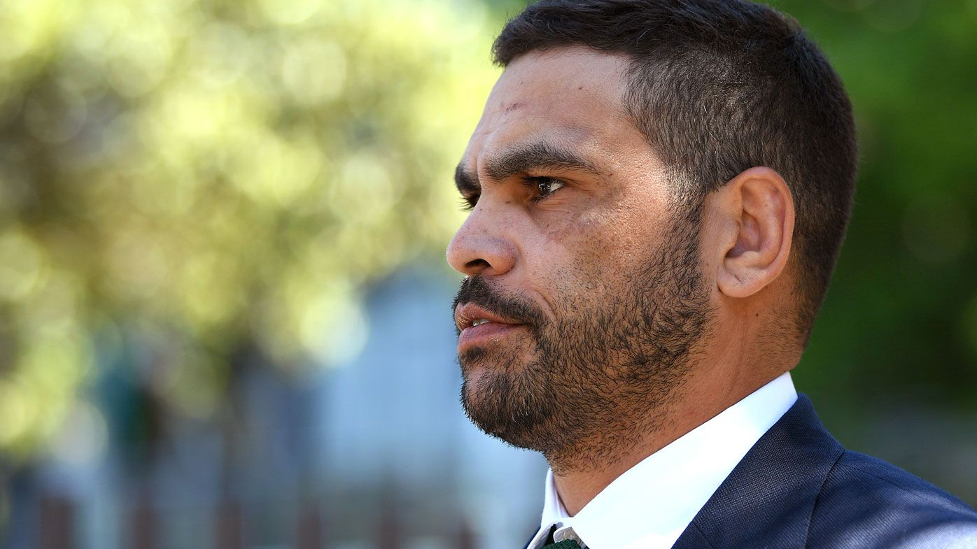'He's going through his own stuff at the moment':  Kangaroos feel for suspended Greg Inglis