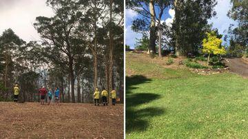 'It's heartbreaking still': Bushfire survivors reflect one year on
