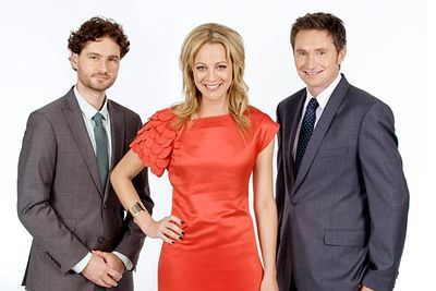 """<B>Where you've seen them:</B> <I>The 7pm Project</I>, <I>Rove</I>.<br/><br/><B>Why they love them:</B> Their fun, friendly and lighthearted personalities make <I>The 7pm Project</I> a guilty pleasure for many as the trio discuss the day's breaking news.<br/><br/><B>Why they hate them:</B> While billed by Ten as a """"news"""" show, it's hard to take anything these guys say seriously, especially Carrie's efforts at serious newsreading after her stint reading wacky news stories on <I>Rove</I>."""