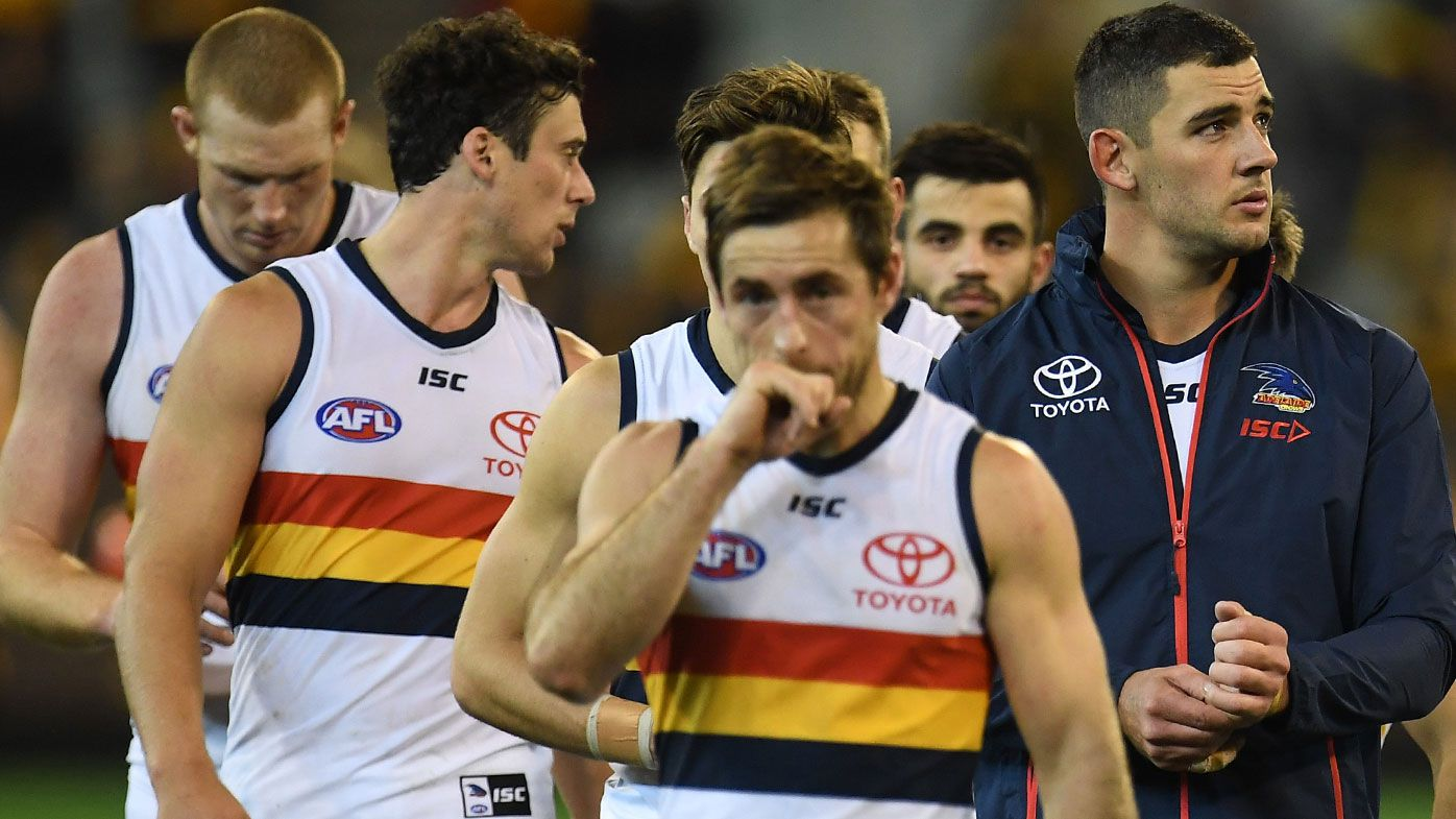 Adelaide Crows cut ties with mind power company in wake of controversial training camp