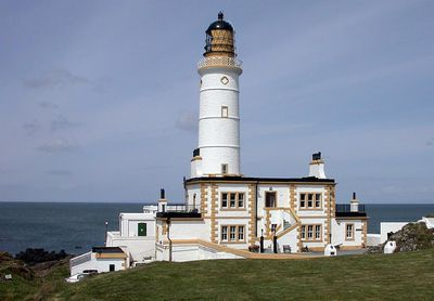 <strong>Corsewall Lighthouse Hotel, Scotland</strong>
