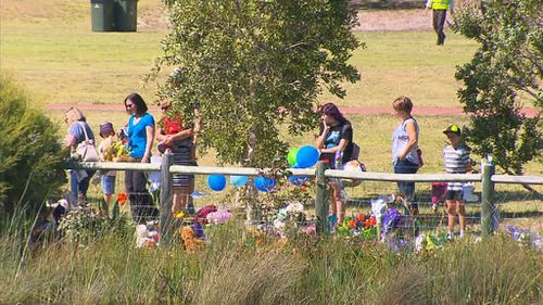 The Trott family has thanked the community for their support. (9NEWS)