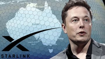 Starlink is Elon Musk's $10 billion satellite internet project.