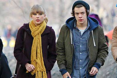 Taylor Swift and Harry Styles were the first celebrity couple of the year. But as quick as they were named Haylor, they were over, with sources saying a huge fight on holiday in Virgin Garda was to blame. In November, we exclusively revealed they were on the cusp of getting back together and then he was spotted with a certain Kendal Jenner. And that was the official end of Haylor.