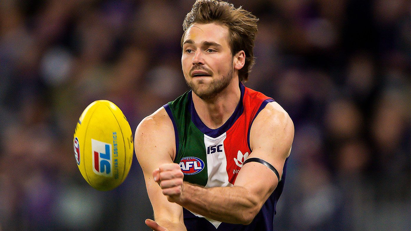Fremantle's 2020 preparations dealt major blow with Joel Hamling undergoing ankle surgery
