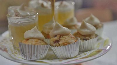 Family Food Fight: The Butler family's mini carrot cakes
